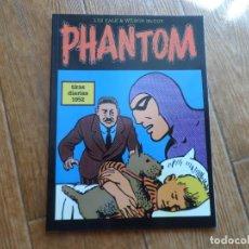 Cómics: TIRAS DIARIAS Y PLANCHAS DOMINICALES 1952 DE PHANTOM, EL HOMBRE ENMASCARADO DE MAGERIT. Lote 288501343