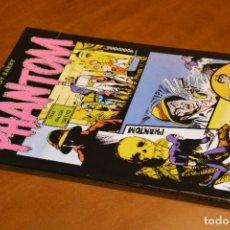Cómics: PHANTOM - EL HOMBRE ENMASCARADO Nº 48, TIRAS DIARIAS 1961/62, MAGERIT. BUEN ESTADO. Lote 289350548