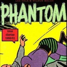 Cómics: PHANTOM TIRAS DIARIAS Nº 33 1950 / 51 (LEE FALK / WILSON MCCOY) EDIT MAGERIT MUY BUEN ESTADO -SUB01M. Lote 293162083