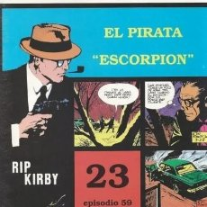 Cómics: RIP KIRBY Nº 59 (JOHN PRENTICE) EDIT. MAGERIT - MUY BUEN ESTADO - SUB01M. Lote 293326013