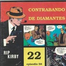 Cómics: RIP KIRBY Nº 58 (JOHN PRENTICE) EDIT. MAGERIT - MUY BUEN ESTADO - SUB01M. Lote 293326108
