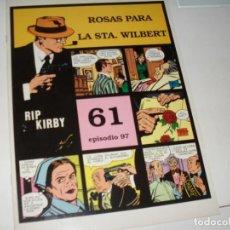 Cómics: RIP KIRBY 61.EDICIONES MAGERIT,AÑO 1999.UNICA EDICION EN ESPAÑOL.. Lote 293726638