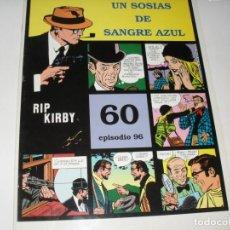 Cómics: RIP KIRBY 60.EDICIONES MAGERIT,AÑO 1999.UNICA EDICION EN ESPAÑOL.. Lote 293735473