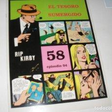 Cómics: RIP KIRBY 58.EDICIONES MAGERIT,AÑO 1999.UNICA EDICION EN ESPAÑOL.. Lote 293735778
