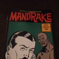 Cómics: MANDRAKE. TIRAS DIARIAS 1980. EFICION EUROCLUB MAGERIT DE 1996. NUEVO. CAR. Lote 295567083