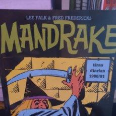 Cómics: MANDRAKE. TIRAS DIARIAS 1980/81. EDICIÓN EUROCLUB MAGERIT DE 1996. CAR. Lote 295688488