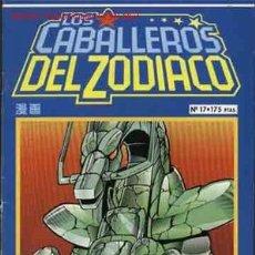 Cómics: LOS CABALLEROS DEL ZODIACO. = = ARMADURA ORO DE BANDAI = = Nº 17. Lote 3608051
