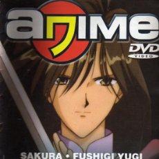 Cómics: MANGA ANIME DVD . Lote 3640225