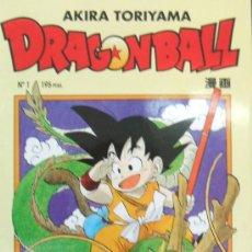 Cómics: DRAGON BALL (MANGA COMPLETO. DEL Nº1 AL Nº211). Lote 14444635
