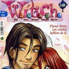 Cómics: WITCH - Nº 40 - JUNIO 2005. Lote 6179276