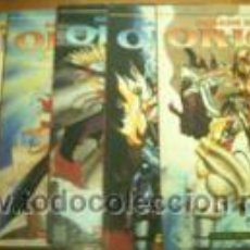 Cómics: ORION.5 NUMEROS. MASAMUNE SHIROW.C1501. Lote 6182943