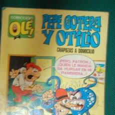 Cómics: PEPE GOTERA Y OTILIO. COLECCIÓN OLÉ Nº 1. Lote 8116081