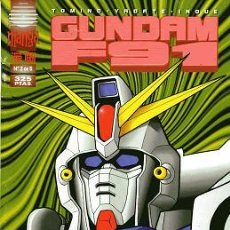 Comics: COMIC GUNDAM F91, Nº 2. Lote 11950995