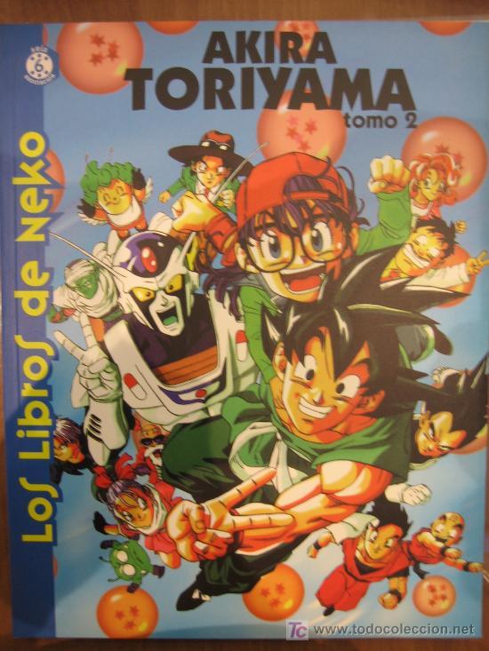 LOS LIBROS DE NEKO. AKIRA TORIYAMA TOMO 2. (Tebeos y Comics - Manga)