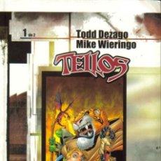 Cómics: TELLOS (DOLMEN) ORIGINAL 2002 Nº,1 HÈROES A LA FUERZA. Lote 27593907