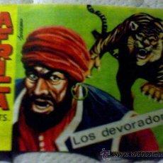 Cómics: AFRICA Nº 10 ED. MAGA TEBEO ANTIGUO ORIGINAL. Lote 16444580