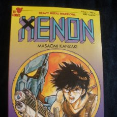 Cómics: XENON. Nº 2. Lote 16475154