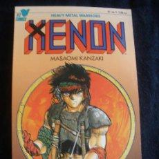 Cómics: XENON. Nº 1. Lote 16475171