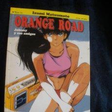 Cómics: ORANGE ROAD. IZUMI MATSUMOTO. Nº 1. NORMA EDITORIAL. Lote 16476605