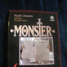 Cómics: MONSTER. NAOKI URASAW. LIBRO 19 GRIMMER. Lote 16476608
