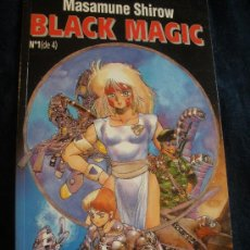 Cómics: BLACK MAGIC. MASAMUNE SHIROW. NORMA EDITORIAL. Nº 1. . Lote 16476632