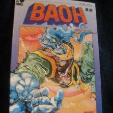 Cómics: BAOH. Nº 1. Lote 16505211