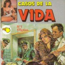 Cómics: CASOS DE LA VIDA (ASTRI) ORIGINAL 1988 Nº.1. Lote 26672611