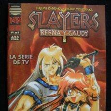 Cómics: SLAYERS Nº1. Lote 19151498