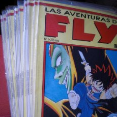 Cómics: LAS AVENTURAS DE FLY - DRAGON QUEST - (17 NUMEROS). Lote 177431115