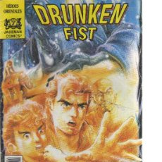 Comics - Drunken Fist - Nº4 - 20706000