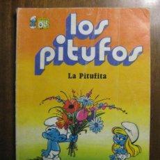 Cómics: LOS PITUFOS - LA PITUFITA - EDITORIAL BRUGUERA. Lote 20779695