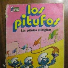 Cómics: LOS PITUFOS - LOS PITUFOS OLIMPICOS - EDITORIAL BRUGUERA. Lote 20779720