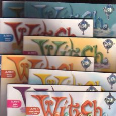 Cómics: WITCH - LOTE DE 18 EJEMPLARES ( COMIC MANGA ). Lote 21686502
