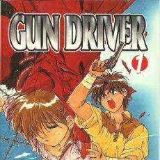 Cómics: Nº 15 - GUN DRIVER - 1 - EDITORIAL NORMA - GOU BITOU (GUIÓN) - NORIYASU SETA (DIBUJO) - 1997. Lote 24452206