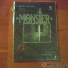 Cómics: MONSTER . LIBRO 12 . EL ENIGMA. Lote 28109170