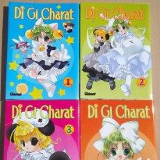 Cómics: DI GI CHARAT - SERIE COMPLETA (GLÉNAT). Lote 28634076