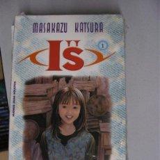 Cómics: IS Nº 1 / MASAKAZU KATSURA / PLANETA DEAGOSTINI COMICS. Lote 29309559