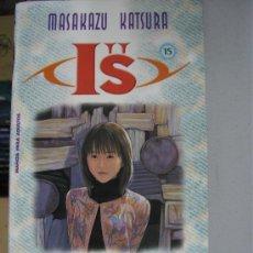 Cómics: IS Nº 15 / MASAKAZU KATSURA / PLANETA DEAGOSTINI COMICS. Lote 29309574