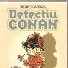 Cómics: DETECTIU CONAN - L´ORIGEN DE CONAN EDOGAWA - HISTORIES COMPLETES . Lote 29558053