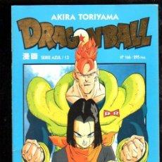 Cómics: DRAGONBALL. SERIE AZUL / 13. Nº 166. Lote 29970879