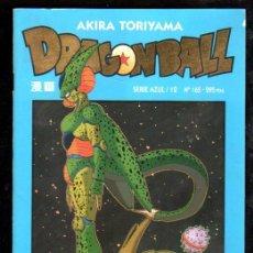 Cómics: DRAGONBALL. SERIE AZUL / 12. Nº 165. Lote 38430499