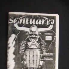 Cómics: SANTUARIO - Nº 1 - SADE, GRUPO DE FANEDITORES DE MANGA - . Lote 30067850