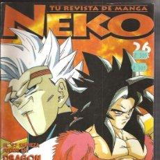 Comics : NEKO 26. Lote 30853238