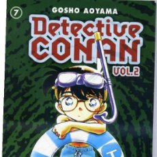 Cómics: GOSHO AOYAMA Nº7 : DETECTIVE CONAN VOL.2 (PLANETA, 2002). Lote 31022858