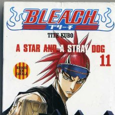Cómics: TITE KUBO : BLEACH Nº 11 (GLENAT, 2008). Lote 31022993