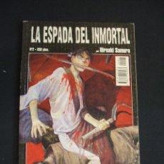 Cómics: LA ESPADA DEL INMORTAL - Nº 2 - HIROAKI SAMURA - NORMA EDITORIAL - . Lote 31374824