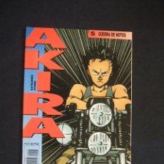 Cómics: AKIRA - Nº 5 - GUERRA DE MOTOS - DRAGON - GLENAT - . Lote 32896961