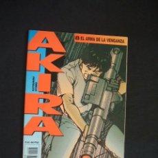 Cómics: AKIRA - Nº 8 - EL ARMA DE LA VENGANZA - DRAGON - GLENAT - . Lote 32131019