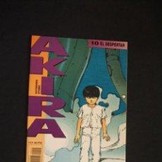 Cómics: AKIRA - Nº 10 - EL DESPERTAR - DRAGON - GLENAT - . Lote 32131080