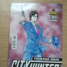 Cómics: CITY HUNTER #21 (NORMA). Lote 100501035
